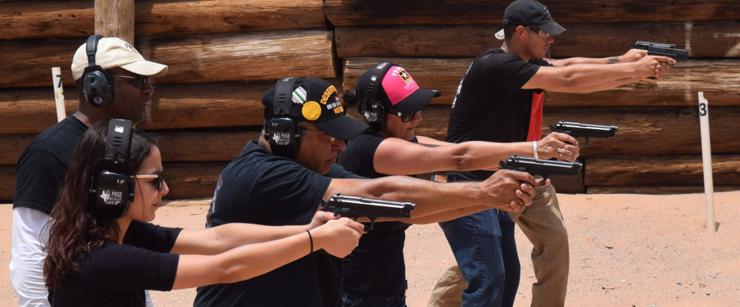Gain Confidence Handling a Firearm