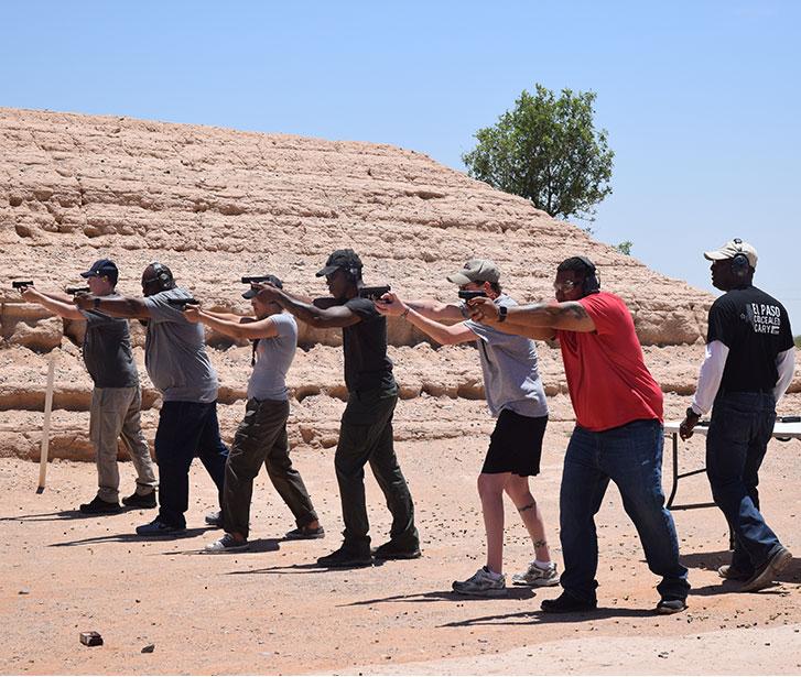 El Paso Concealed Carry | El Paso, TX